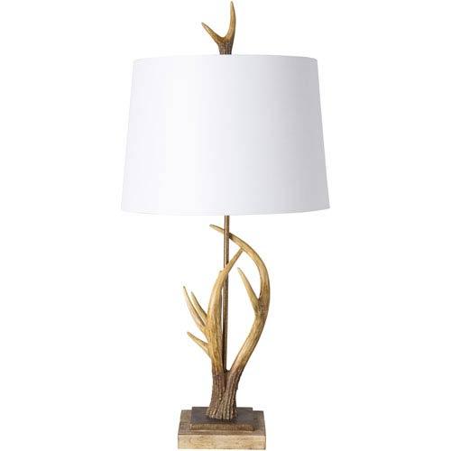 Surya Buckland Antique Table Lamp