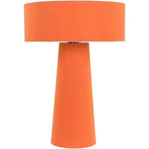 Bradley Orange Table Lamp