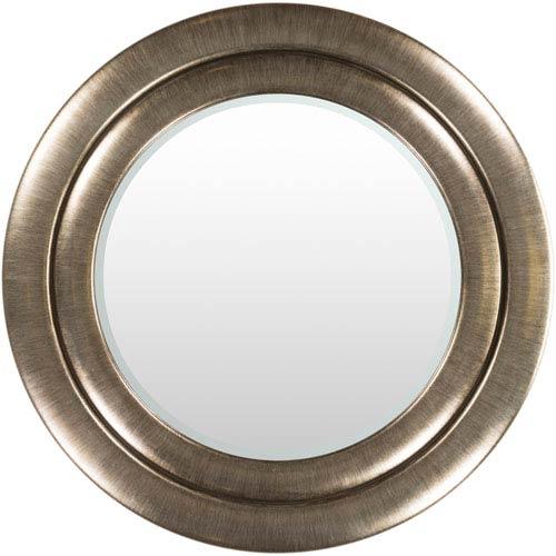 Butler Round Wall Mirror