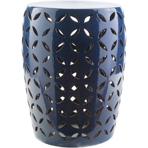 Chantilly Blue Stool