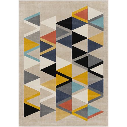 City Multicolor Rug