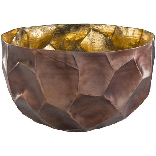 Clarinda Copper Bowl