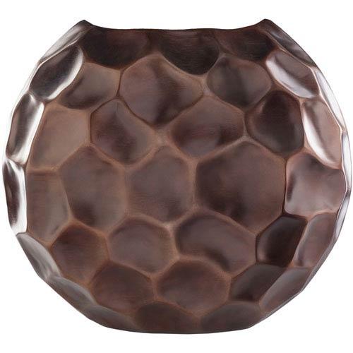Surya Carassima Copper Vase