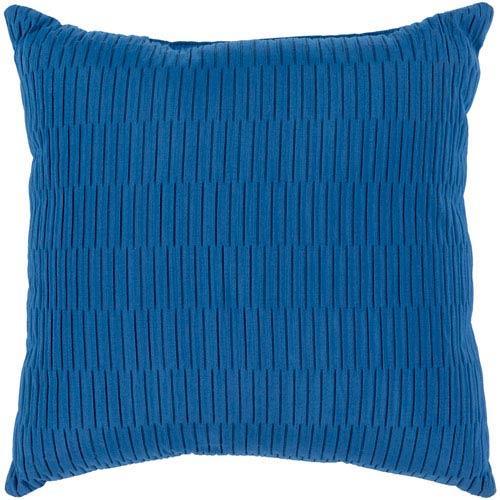 Caplin Navy 20 x 20-Inch Throw Pillow