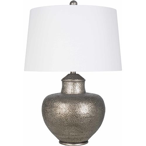 Surya Cooper Antiqued Bronze One-Light Table Lamp