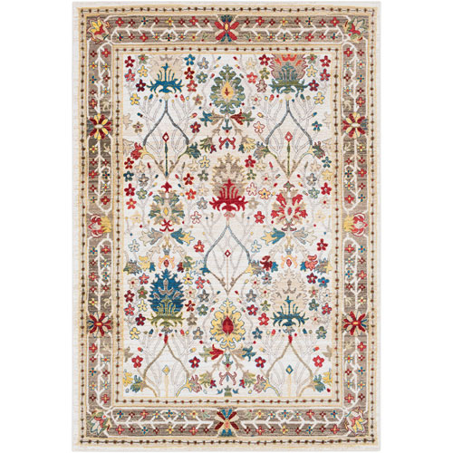 Surya Crafty Red Rectangle: 9 Ft. x 12 Ft. 3 In. Rug
