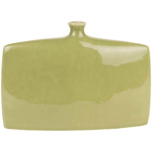 Athens Small Green Jar