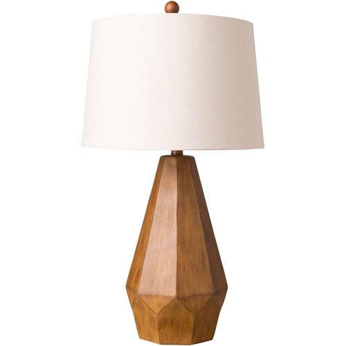 Surya Draycott Brown Table Lamp