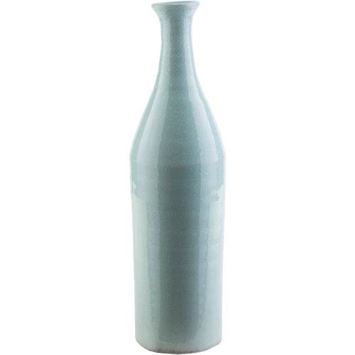 Adessi Large Green Table Vase