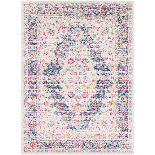 Surya Elaziz Pink Rectangle: 2 Ft. x 3 Ft. Rug