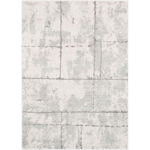 Surya Elaziz Gray Rectangle: 2 Ft. x 3 Ft. Rug
