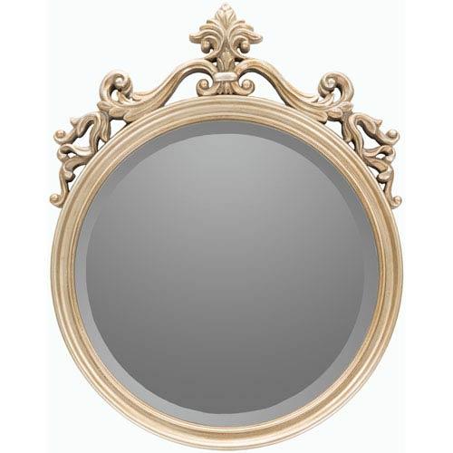 Surya England Champagne Wall Mirror