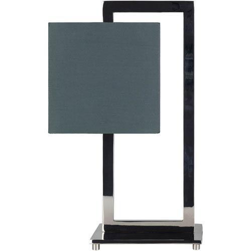 Surya Bethune Nickel Floor Lamp