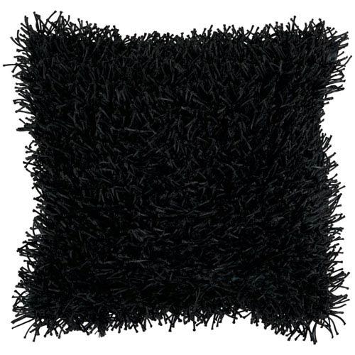 Nitro Black 18-Inch Pillow Cover