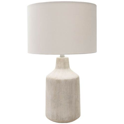 Surya Foreman Painted Table Lamp
