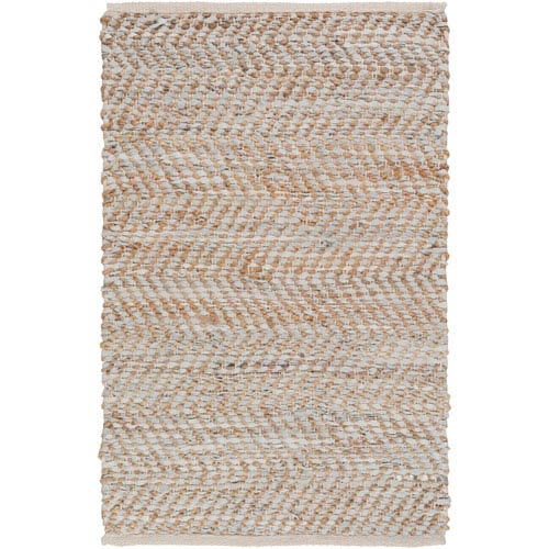 Gideon Slate and Beige Rectangular: 2 Ft x 3 Ft Rug