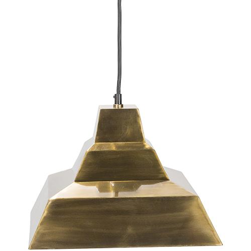 Garrison Gold One-Light Pendant