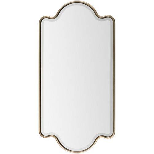 Heath Silver Mirror