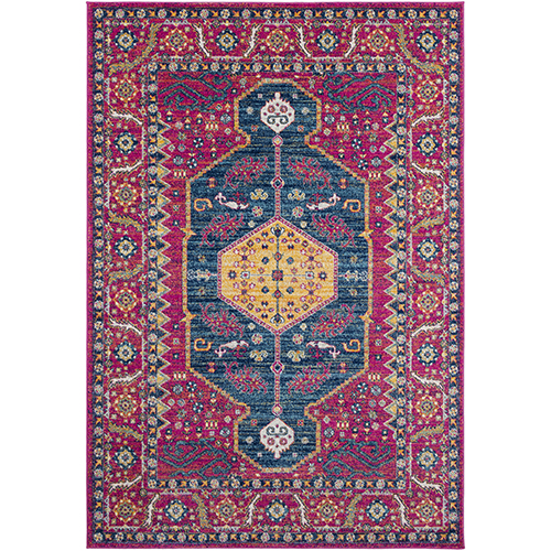 Harput Garnet Rectangular: 2 Ft. x 3 Ft. Rug