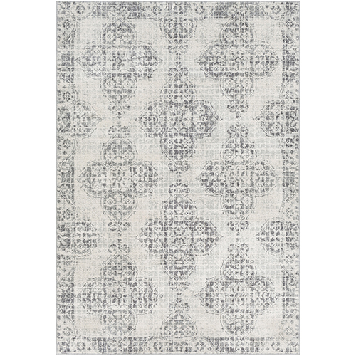 Harput Grey Rectangular: 9 Ft. 3 In. x 12 Ft. 6 In. Rug
