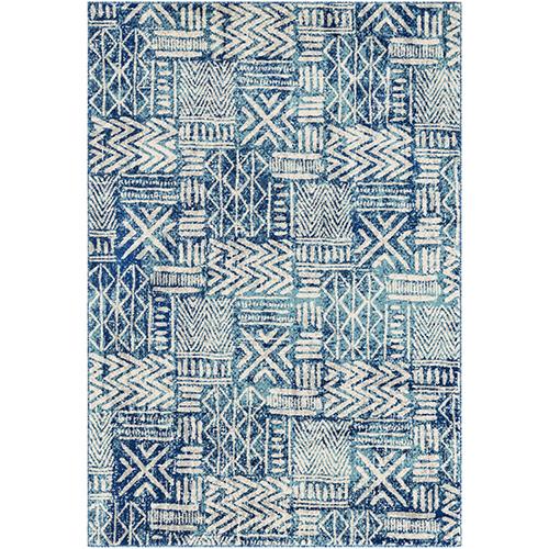 Harput Bright Blue Rug