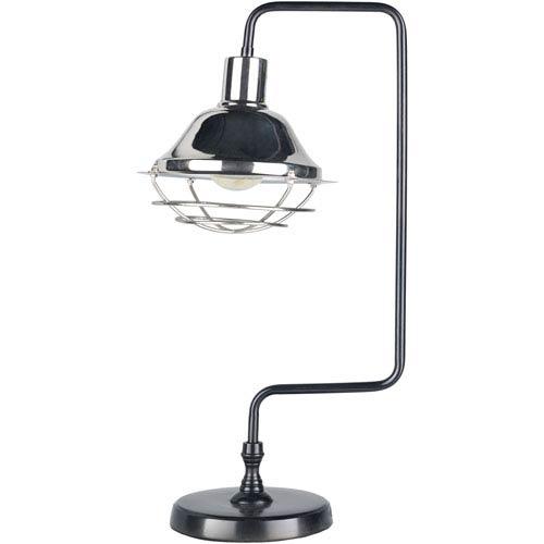 Surya Hastings Black Task Lamp