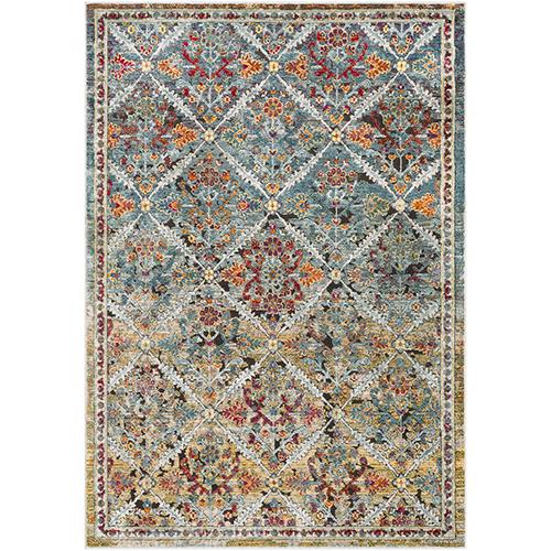 Herati Multicolor Rug