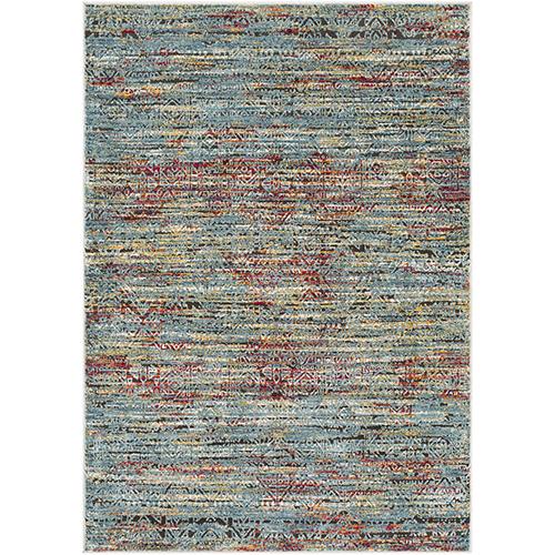 Herati Multicolor Rectangular: 2 Ft. x 3 Ft. Rug