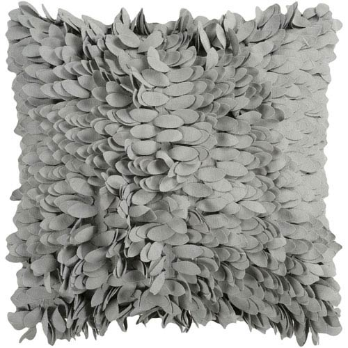 Claire Gray 18-Inch Pillow Cover