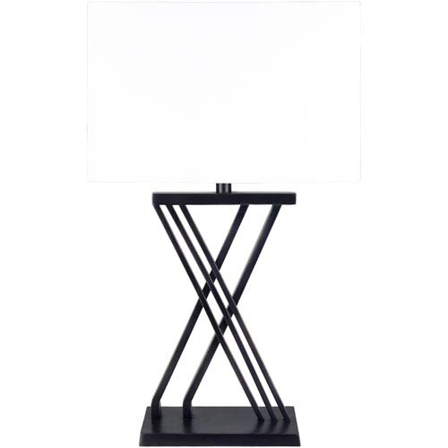 Hartley Black Portable Lamp