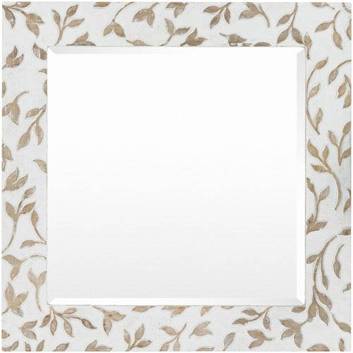 Haverhill White Mirror