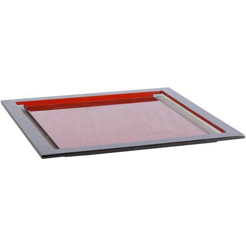 Elm Medium Rust Red Tray