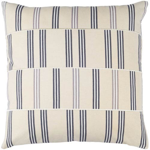 Surya Lina Multicolor 40 X 40 Inch Pillow Cover Ina40 4040 Bellacor Gorgeous 20 X 20 Inch Pillow Covers