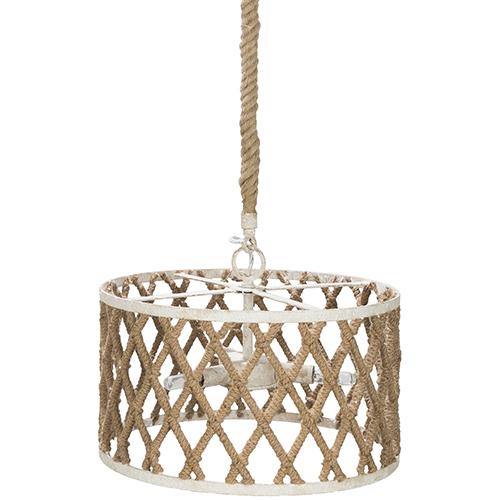 Irving Cream Three-Light Pendant