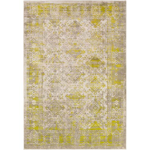 Jax Olive, Brown and Gray Rectangular: 2 Ft. 2 In. x 3 Ft. Rug