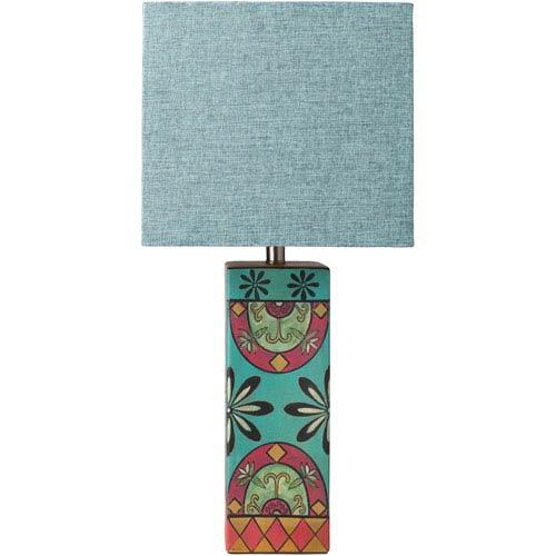 Surya Kate Multicolor Table Lamp