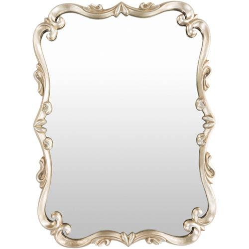 Kimball Champagne Wall Mirror