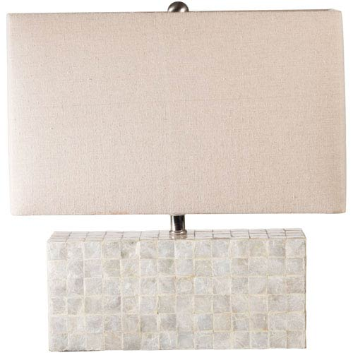 Landon Cream One-Light Table Lamp