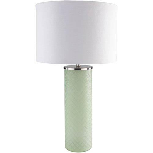 Surya Lilleth Green Portable Lamp