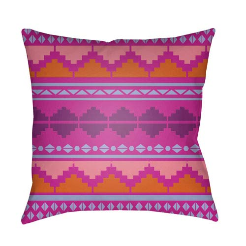 Surya Littles Multicolor 22 x 22-Inch Pillow