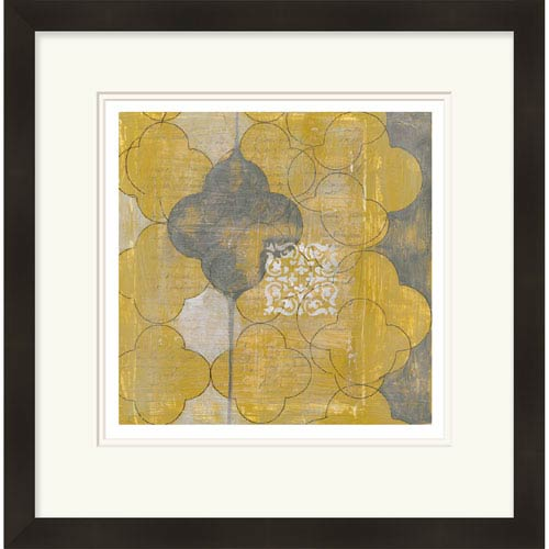 Surya Marrakesh I by Goldberger, Jennifer 28 x 29-Inch Abstract Wall Art