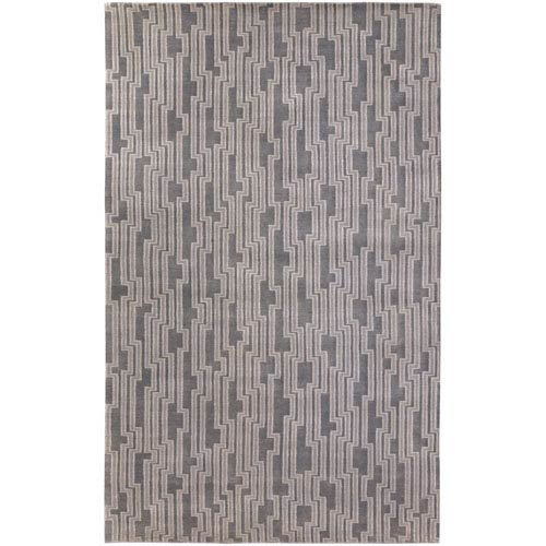 Luminous Gray Rectangular: 5 Ft. x 8 Ft. Rug