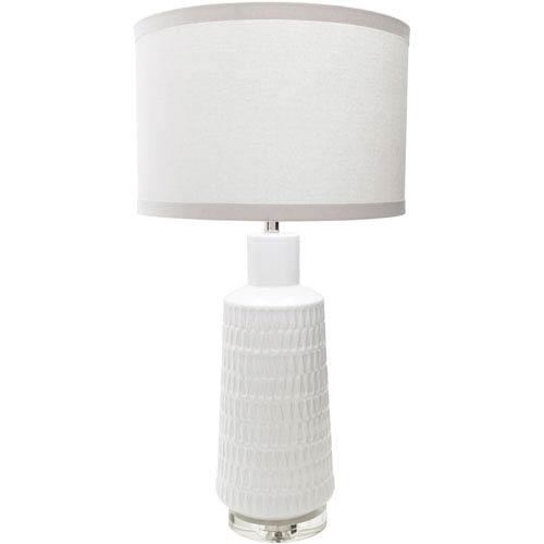 Surya Mcrae Glazed Table Lamp