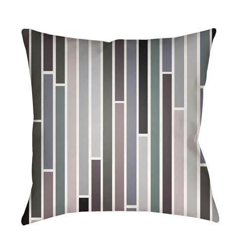 Surya Modern Multicolor 22 x 22-Inch Pillow