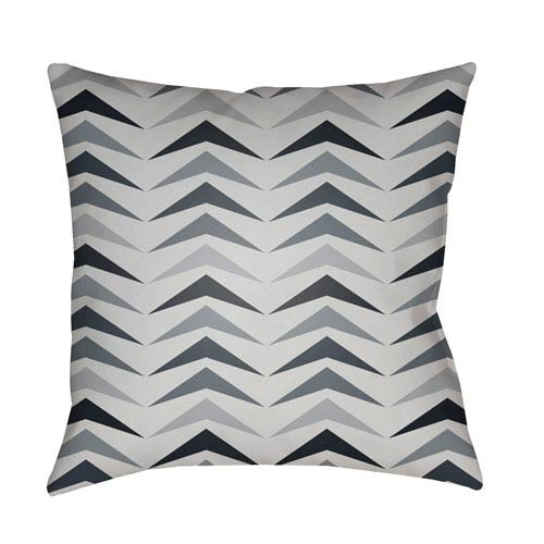 Surya Modern Multicolor 22 x 22-Inch Pillow