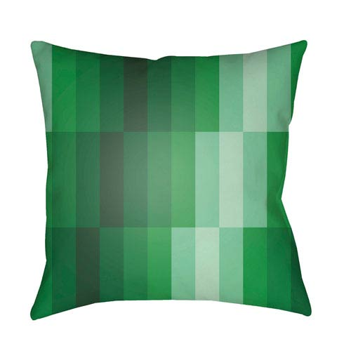 Modern Multicolor 18 x 18-Inch Pillow