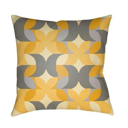 Surya Modern Multicolor 18 x 18-Inch Pillow