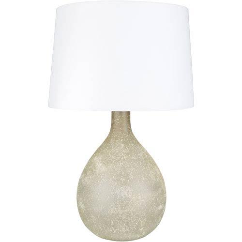 Surya Meadowside Gray Portable Lamp