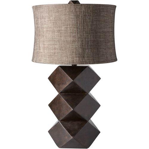 Surya Makena Painted Table Lamp