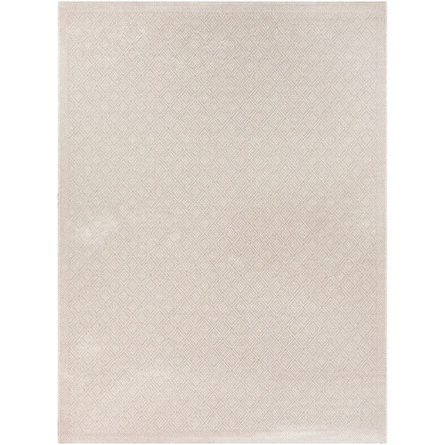 Marmaris Neutral Rectangle: 7 Ft. 10 In. x 10 Ft. 3 In. Rug